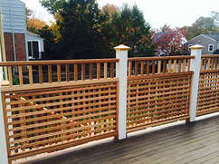 Deck Building and Porch Renovation by John Manganaro Melrose, MA